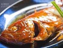 【浜の湯名物】金目鯛の姿煮