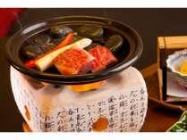 ★神戸牛鉄板焼き(一例)