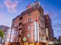 ホテルNO.1高知【別館の外観イメージ】
