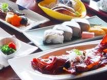 【海辺里特選コース】 銚子漁港水揚旬の食材を贅沢に使った料理人のお勧めプラン!