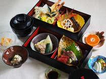 【一人旅におすすめ】部屋でお風呂でぼーっと過ごす♪刺身・天ぷら調理長おまかせ御膳◎ビジネス応援プラン