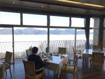 当館ならでは!雲海を見ながら朝食をお楽しみください♪