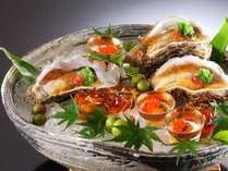 【夏限定】丹後旬の味覚濃厚な岩牡蠣を堪能。