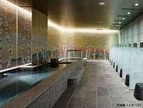 サウナ付大浴場(ご利用時間 6:00~10:00/17:00~24:00)