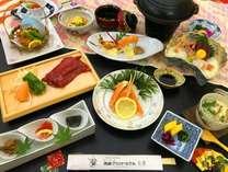 みかわ牛&ズワイ蟹 口福プラン料理イメージ