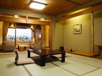 ■ <夢大地>露天風呂付和室 ※客室一例