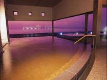 ■ 【天宮の雫】 洲本温泉をたっぷりとたたえた内湯