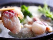 ■ 【淡路島3年とらふぐのてっちり】ぷりっぷりの食感がたまらない。