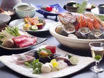 ■ 【春の膳】春の淡路の鮮魚と山里の幸をメインにちりばめた地産地消の旬のディナーコース
