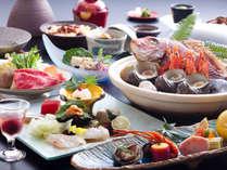 ■ 【夏の膳】夏の淡路の鮮魚と山里の幸をメインにちりばめた地産地消の旬のディナーコース