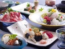 """■ 【寿司懐石】関西屈指の魚介の宝庫""""由良漁港""""に水揚される鮮魚を中心に料亭で"""