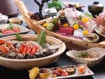 ■ 淡路島の海の幸・山の幸を散りばめた会席料理