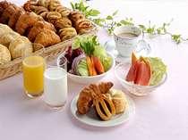 ご朝食内容一例