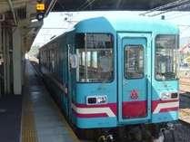 雪景色を眺めながら、のんびり電車旅『樽見鉄道往復切符付きプラン』
