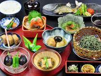 *ご夕食一例/魚沼御膳。食の宝庫・越後の魅力をたっぷりと。地産の美味をお召し上がり下さい。