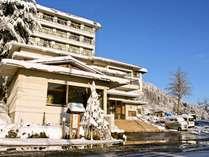越後湯沢温泉 雪国の宿 高半