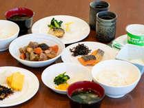 人気の朝食バイキング(お好きな物をチョイス!洋食もご用意ございます)