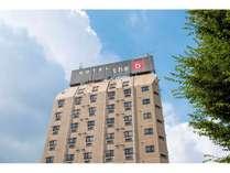 ビジネスから観光、受験まで幅広く対応可能なホテルです!!