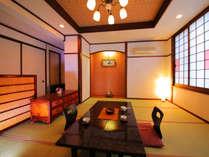 【13.5畳の和室】~ファミリー旅行に最適(定員2~5名)~広々とした和室♪