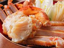 """◆夕食◆""""冬の味覚の王様""""旬の味にご満足いただけること間違いなし"""