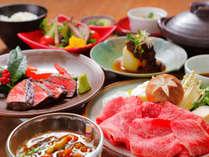 """肉◆夕食◆【牛づくしコース】""""人気NO1""""お肉を楽しむならこちらのコース"""