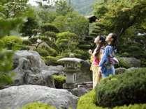 恵山の庭園は四季によって姿を変えます♪