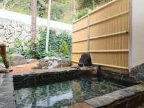 露天風呂●自然を感じる露天風呂で日頃の疲れを癒してくださいねj