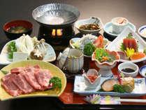 <50歳以上限定>6月限定♪前沢牛しゃぶしゃぶ or すき焼き膳プラン【2食付】