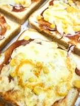 朝食でお出しするアメリカンな朝食BOX!【感染症対策】