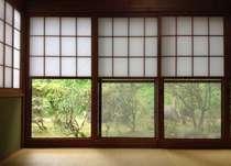 日本庭園が素敵です!!