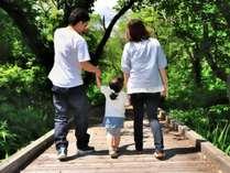 箱根の観光スポット満載♪パパ・ママ安心の広々客室♪
