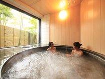 大浴場:ジャグジー風呂