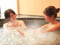 マッサージ効果の高いジャグジー風呂