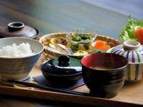 伊賀米コシヒカリをおいしく食べる朝ごはん