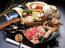 【新】忍術鍋★伊賀流忍者が修行の合間に食べていたとされる鍋をアレンジしたオリジナルのお鍋