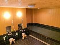 6月オープンの大浴場です。ゆっくり浸かって疲れを癒してくださいね。