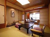 最上階 露天風呂付客室 12畳+4.5畳