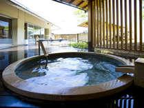 大浴場(男性)檜露天風呂