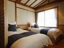 904バリアフリー客室ベッド