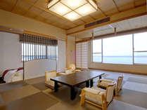 ベッドで寛ぐもよし、和室でのんびりするもよしの使い勝手の良いお部屋です。