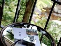 移りゆく季節が美しい宿の周辺の自然は旅の思い出とあわせて写真に残してみては。