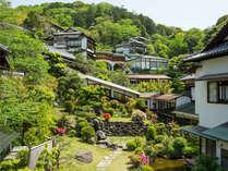 伊豆長岡温泉 南山荘 (静岡県)