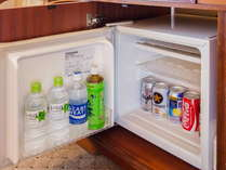 客室冷蔵庫  ※空の状態を希望のお客様は、事前にお申し付け下さい!