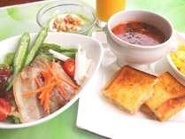 デラックス朝食 ※写真はイメージです。