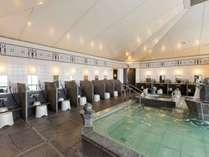 14階天然温泉「カルロビバリスパ」