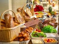 道産食材を使った和洋朝食バイキングをご用意しております♪(画像はイメージです)