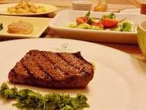 美味しい信州の食材を生かした欧風家庭料理をコースでどうぞ