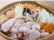【あんこう鍋付きハーフバイキング】冬の定番味覚・大洗名物あんこう鍋と海の恵み、茨城の食材を満喫!