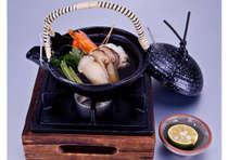 網張五湯の湯めぐりと秋の味覚を召し上がれ♪松茸の土瓶蒸し付きバイキングプラン