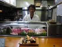 皆生温泉の名店『なるみ寿司』さん